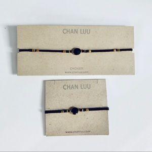 Chan Luu Matching Necklace/bracelet Set NWT +pouch